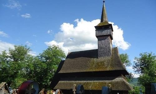 Biserica de lemn din Ieud Deal