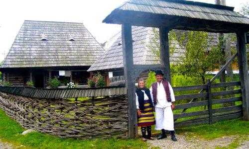 Muzeul etnografic din Ieud @ Facebook