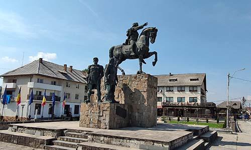 Statuia Bogdan Vodă © PortalMM 16-09-2021-1